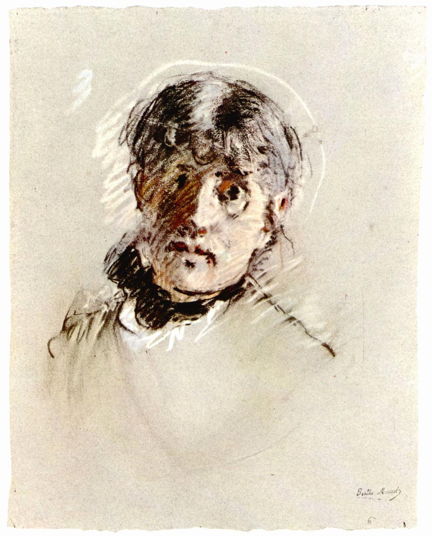 Self-Portrait - Morisot