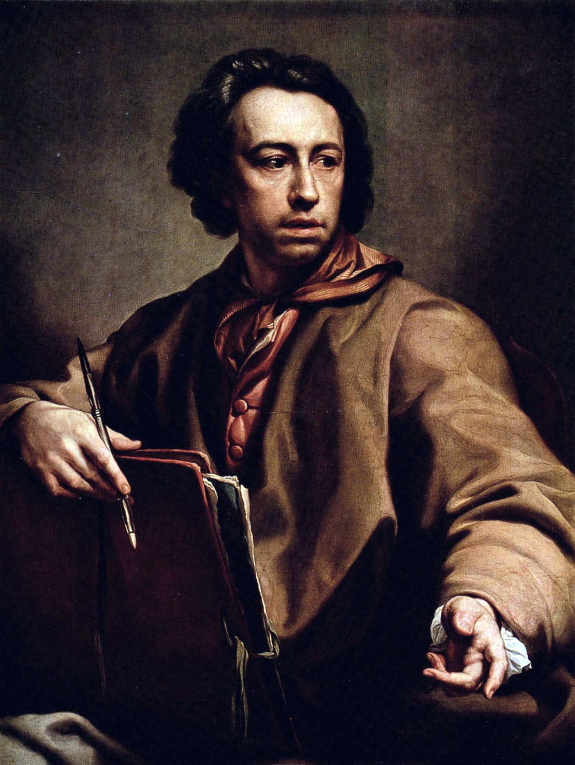 Self Portrait - Raffaello