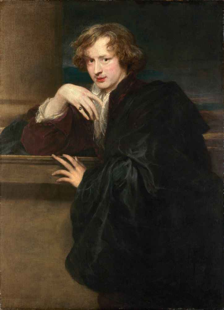 Self-Portrait - Antoon van Dyck