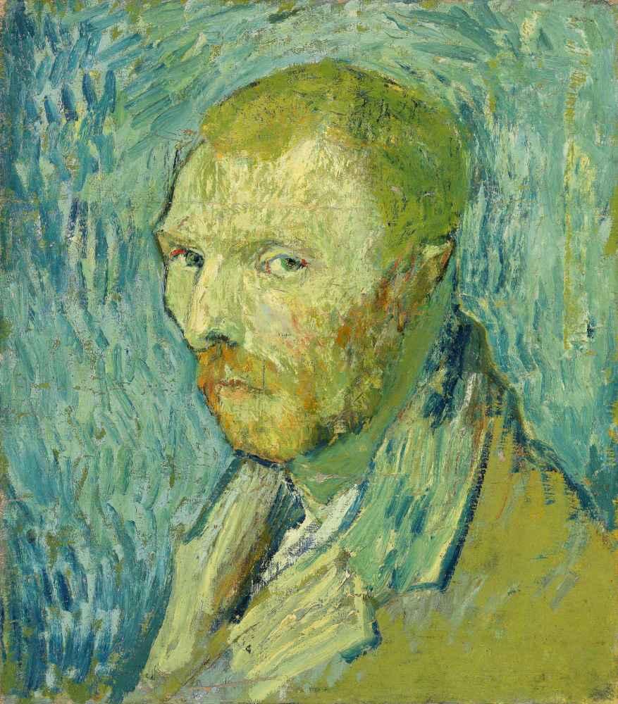 Self-portrait 2 - Vincent van Gogh