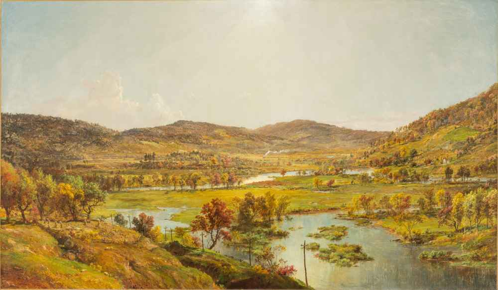 Sidney Plains with the Union of the Susquehanna and Unadilla Rivers -