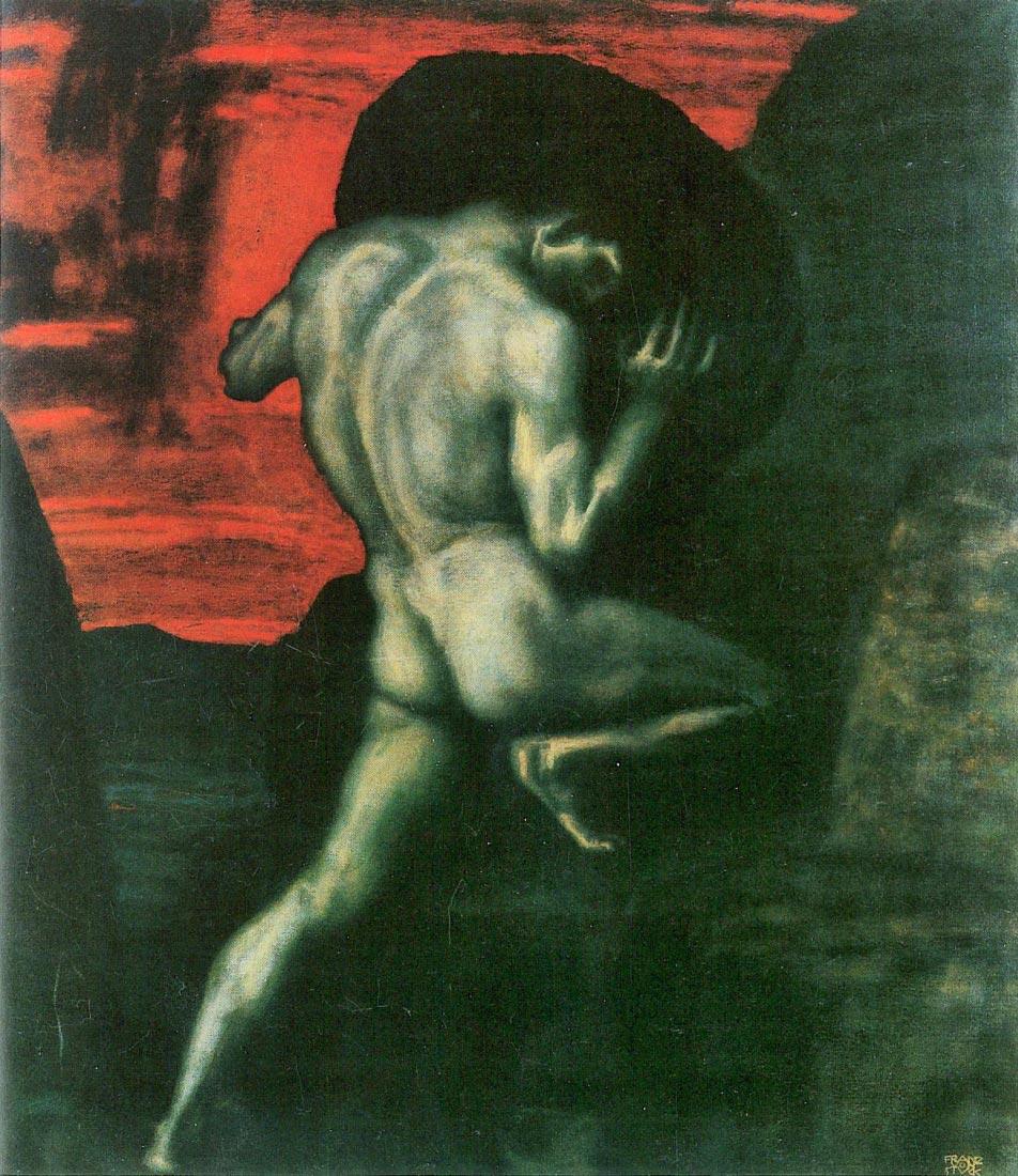 Sisyphus - Franz von Stuck