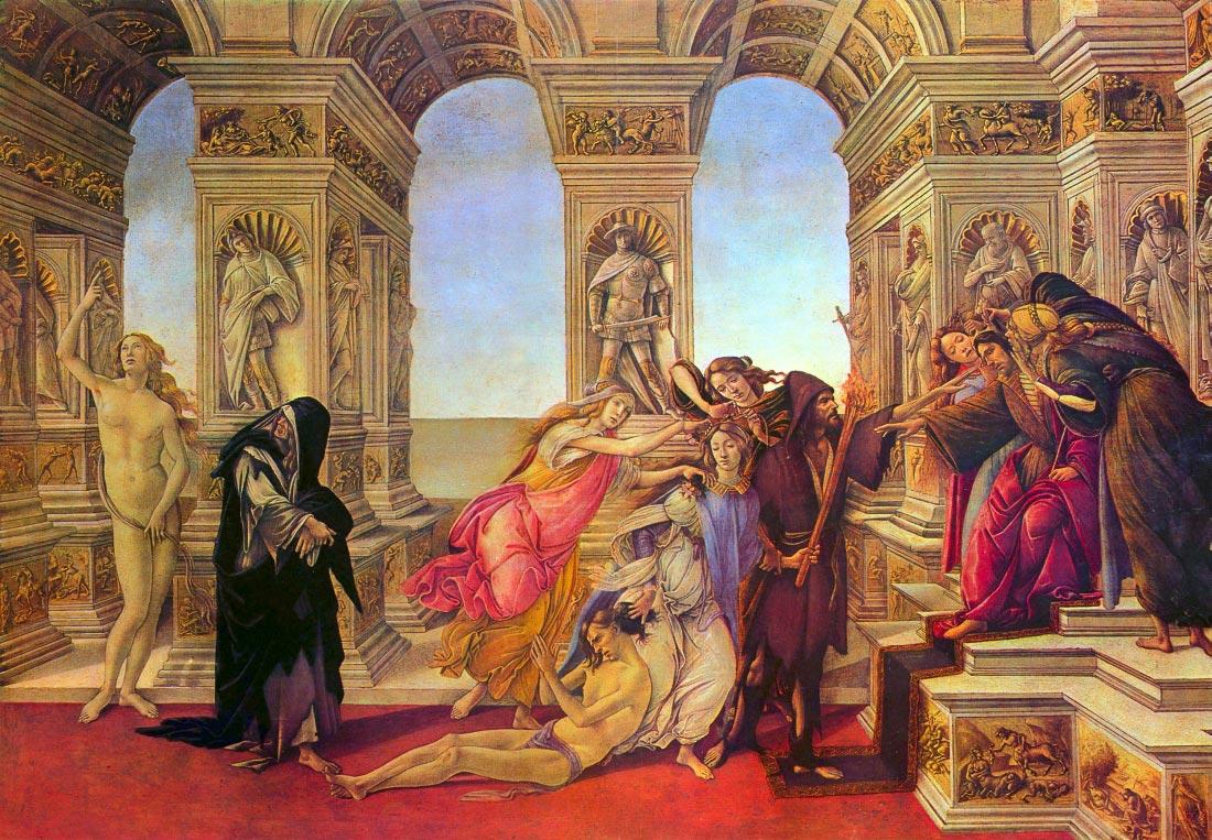 Slander - Botticelli