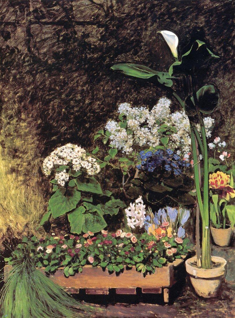 Spring flowers - Renoir