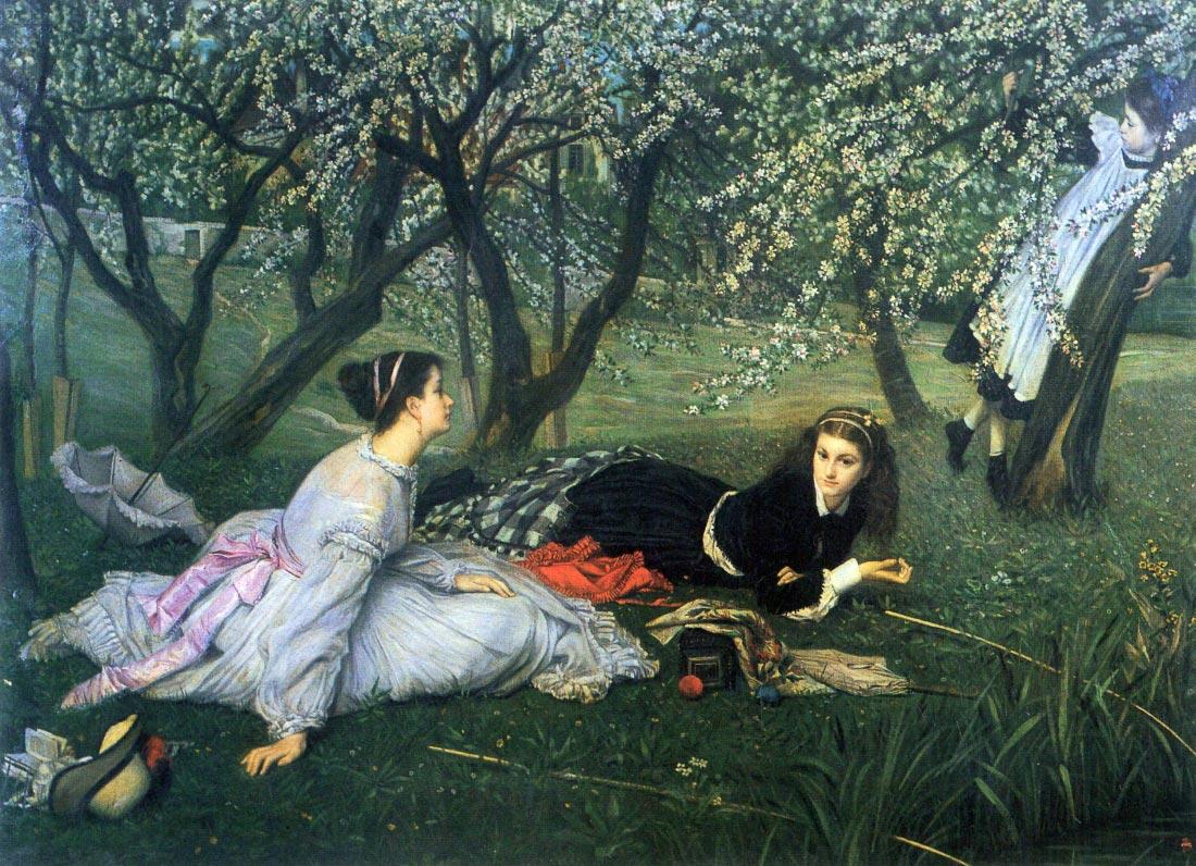 Springtime - Tissot