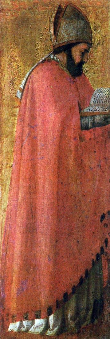 St Augustine - Masaccio