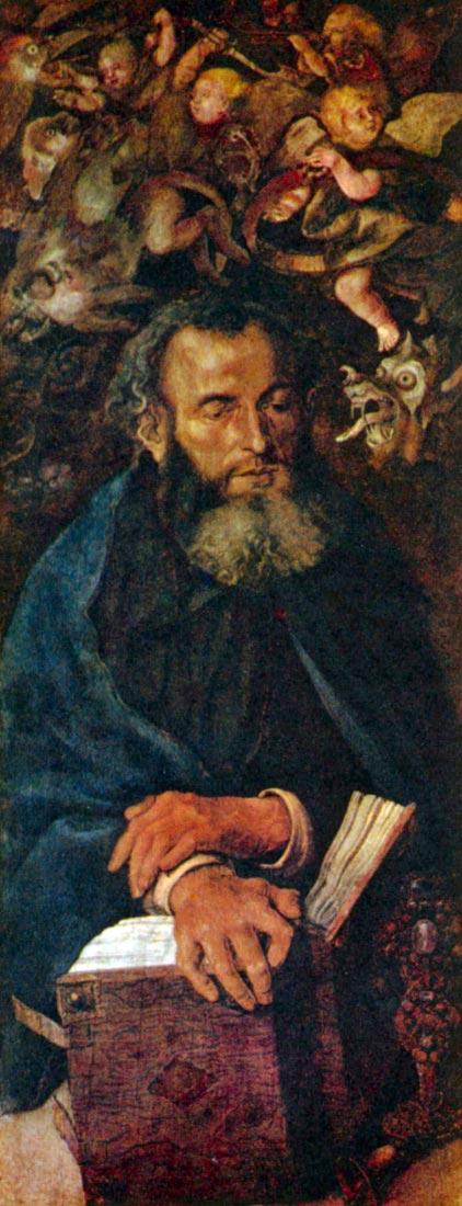 St. Anthony - Durer