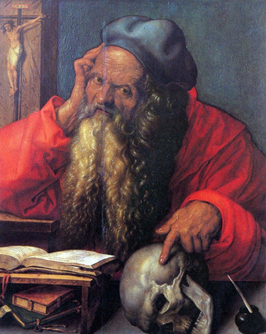 St. Hieronymus - Durer