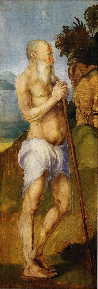St. Onophrius - Durer