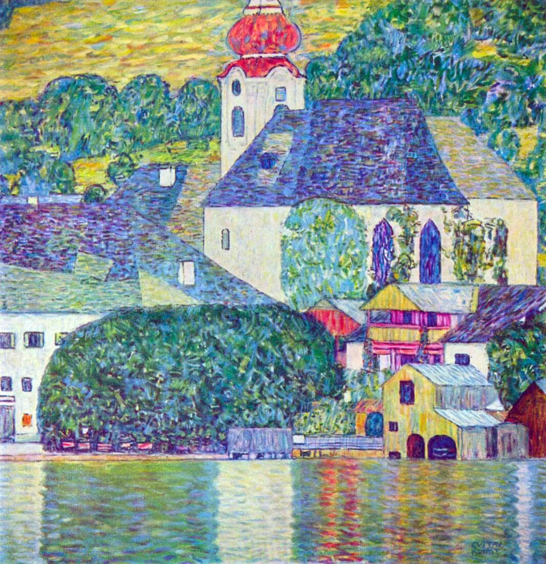 St. Wolfgang Church - Klimt
