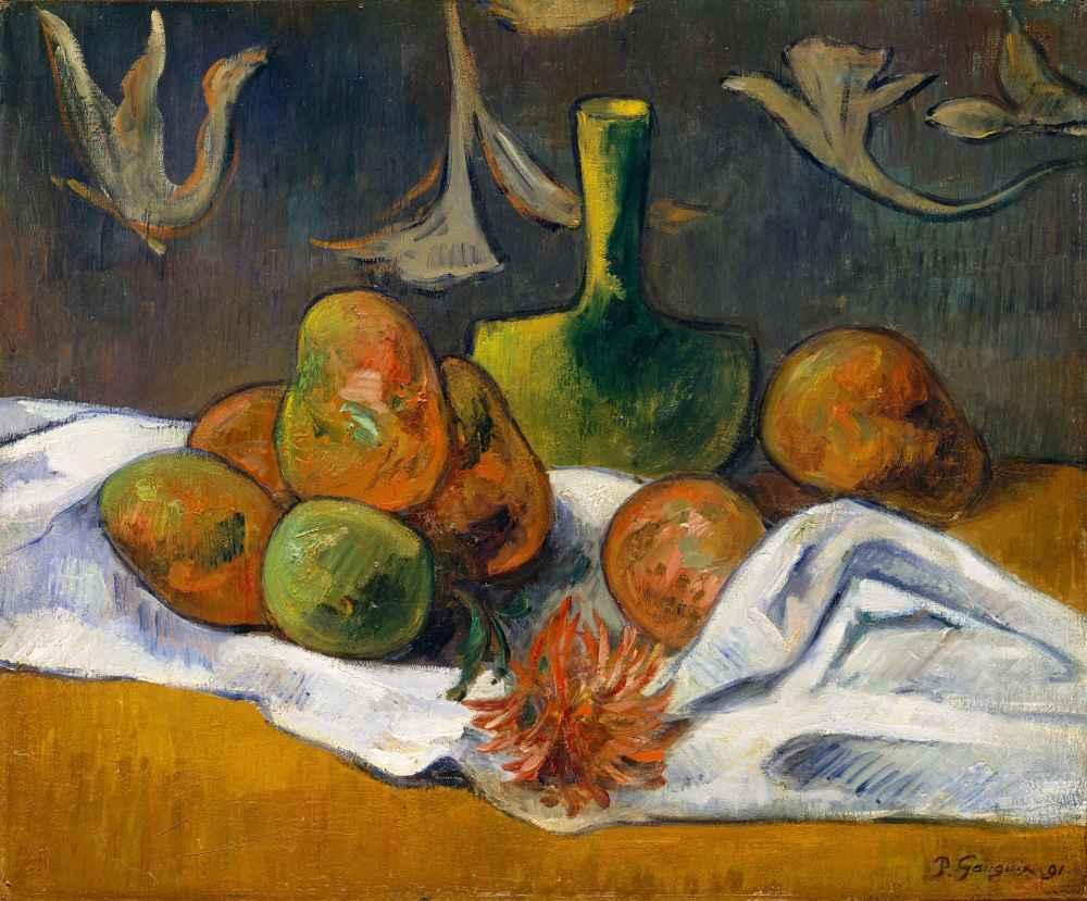 Still Life 3 - Paul Gauguin
