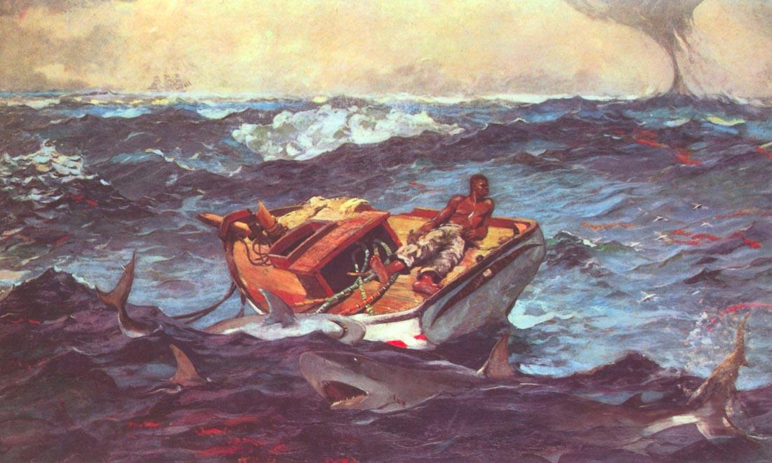 Storm - Winslow Homer
