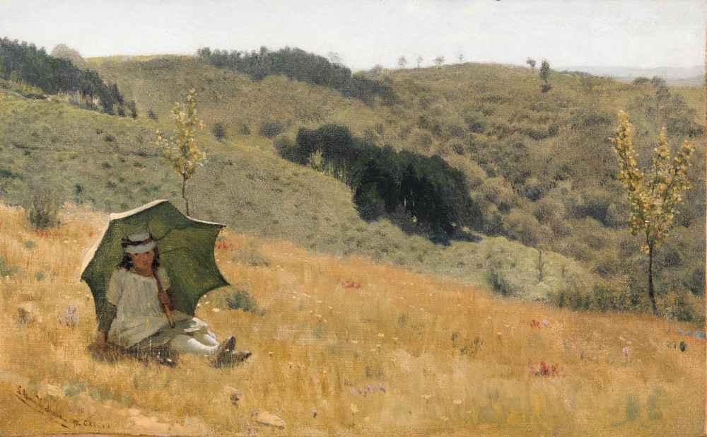 Sunny Days - Lawrence Alma-Tadema