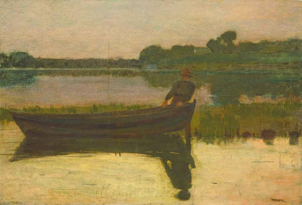 Sunset - Winslow Homer