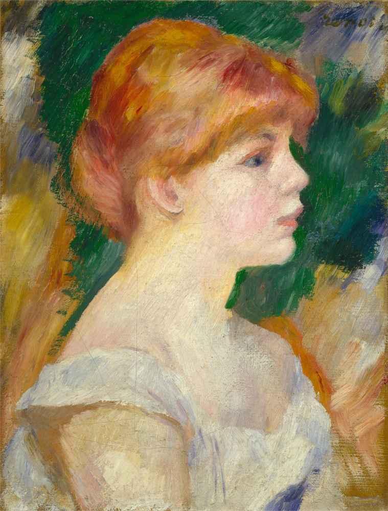 Suzanne Valadon - Auguste Renoir