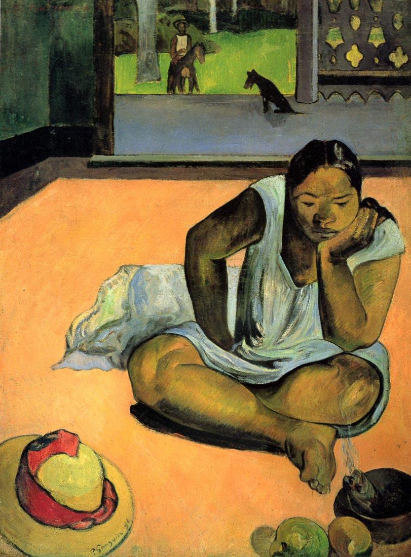 Te Faaturama - Gauguin