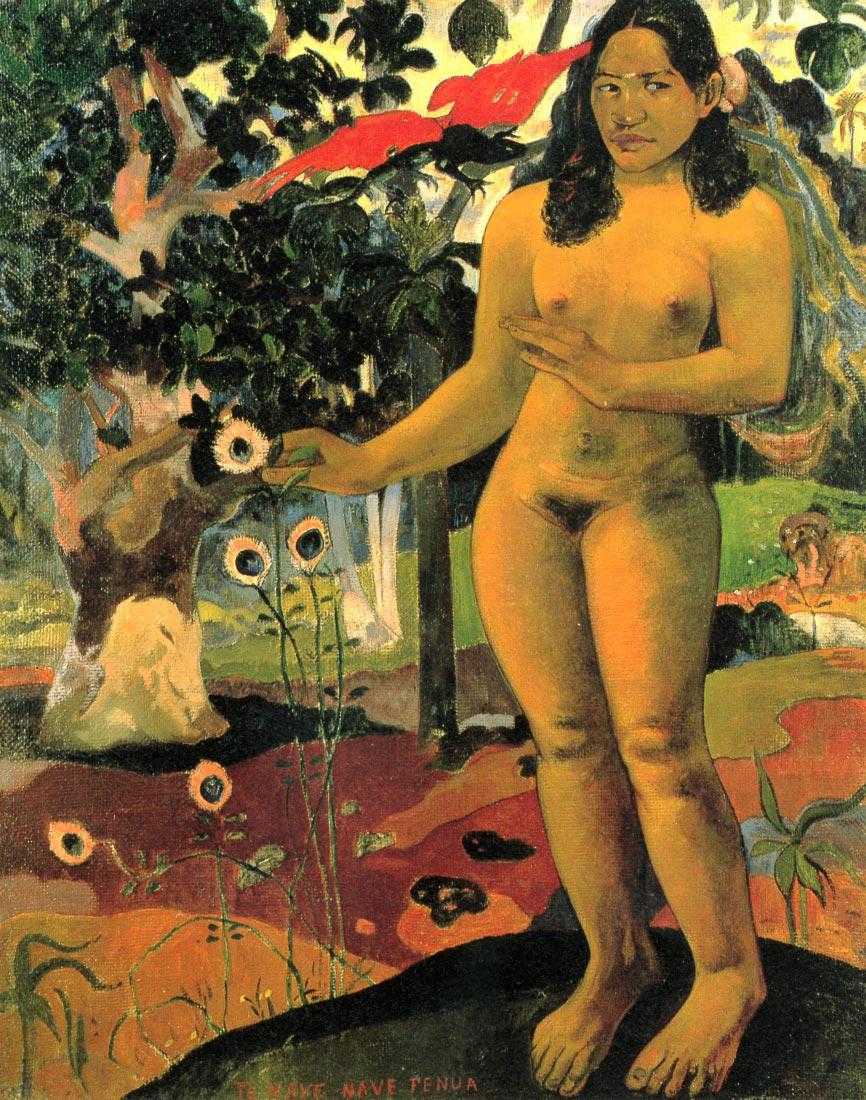 Te Nave Nave Fenua - Gauguin