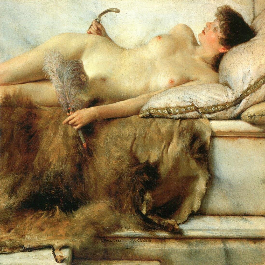Tepidarium - Alma-Tadema