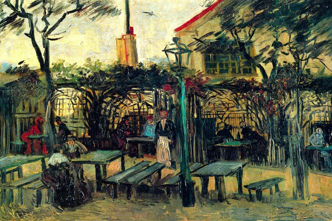 Terrace of a Cafe - Van Gogh