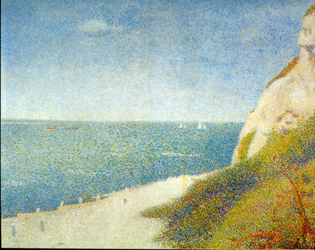 The Beach - Seurat