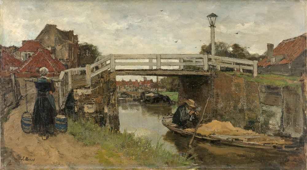 The Bridge - Matthijs Maris
