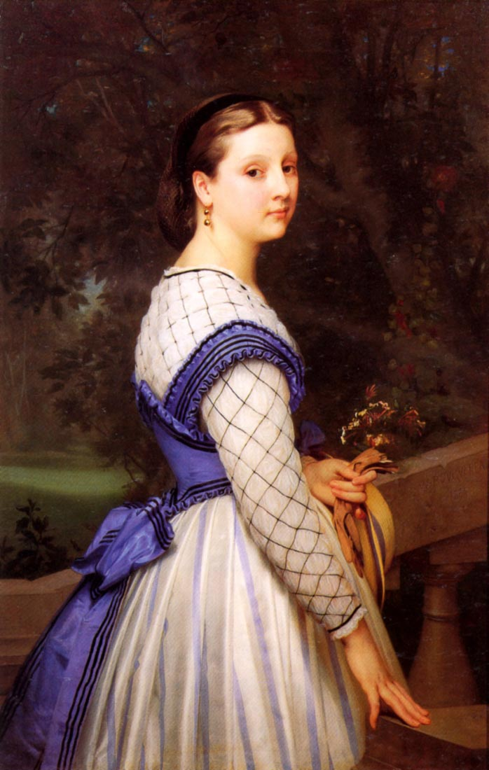 The Countess de Montholon - Bouguereau