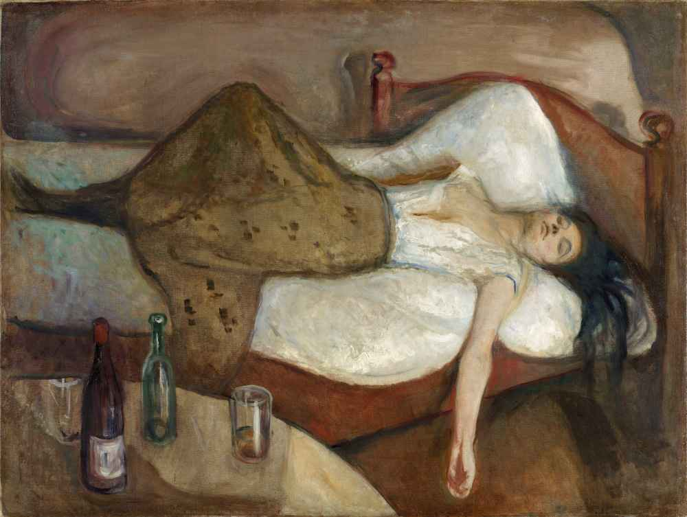 The Day After - Edward Munch