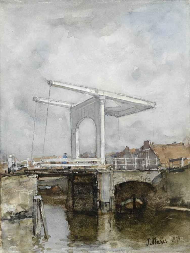The Drawbridge - Matthijs Maris