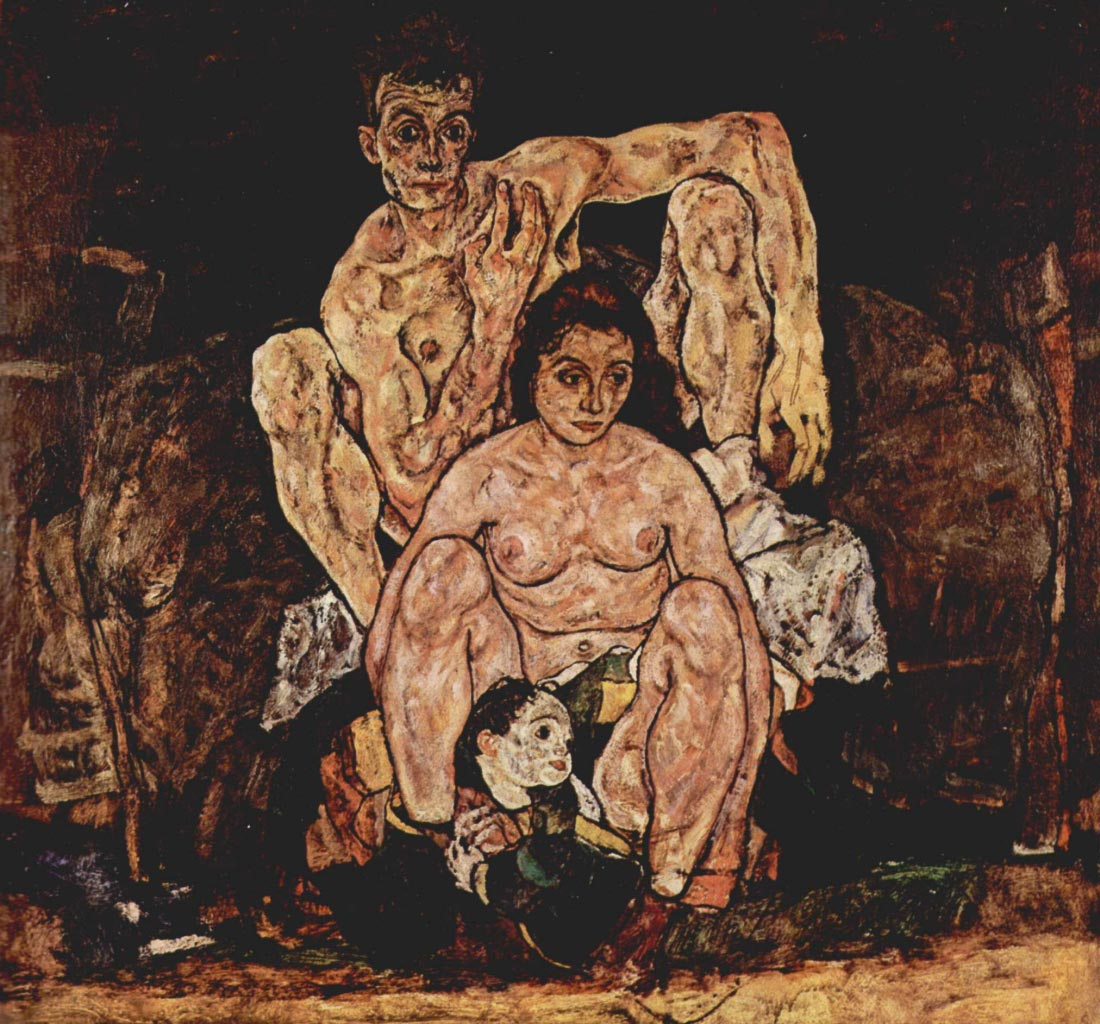 The Family - Schiele