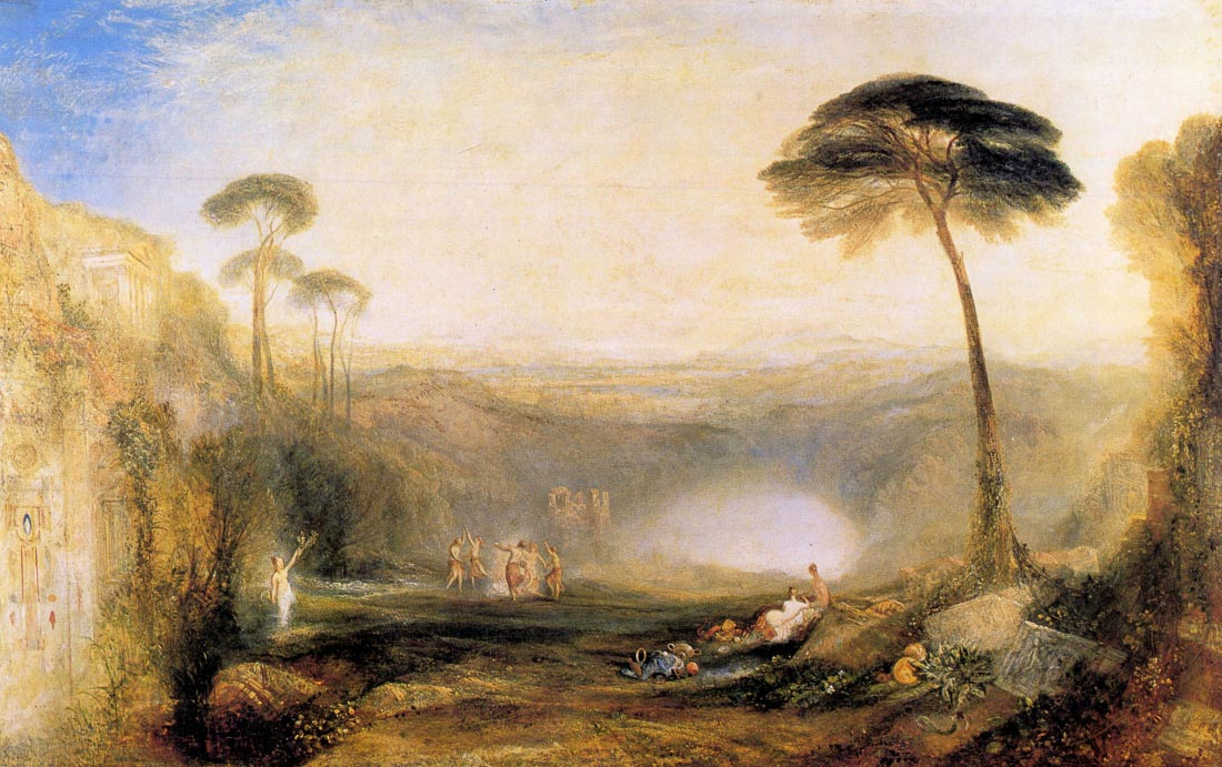 The Golden Branch - Joseph Mallord Turner