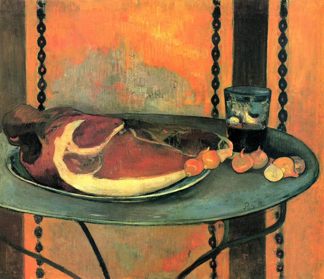 The Ham - Gauguin