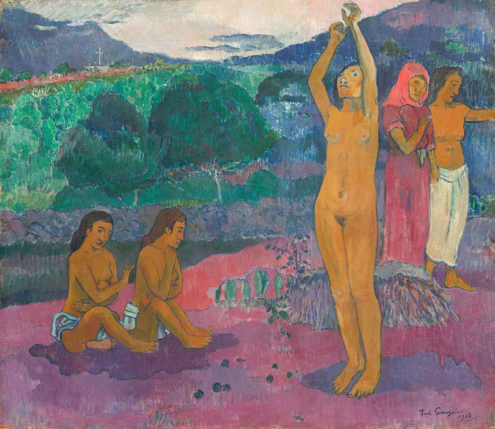 The Invocation - Paul Gauguin