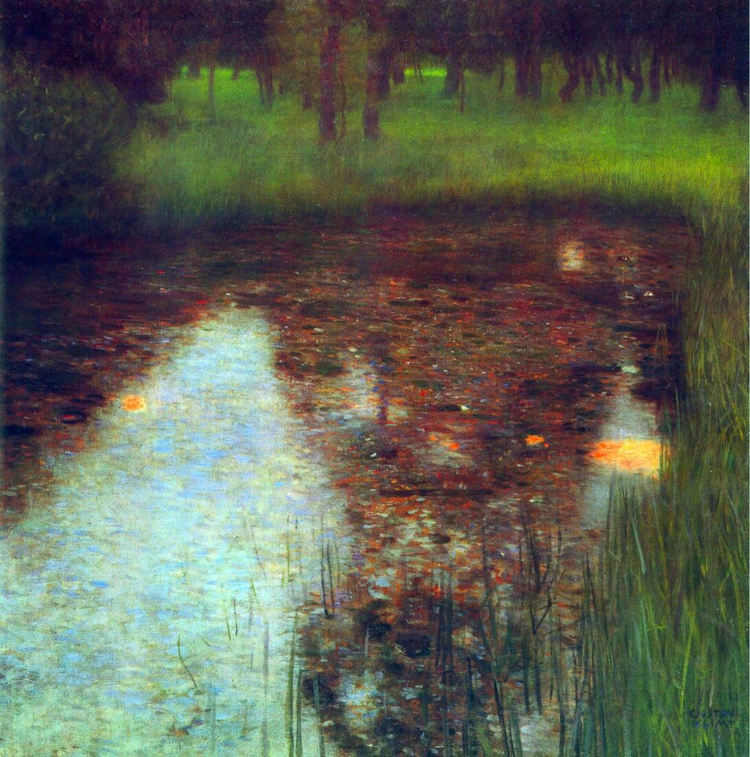 The Marsh - Klimt