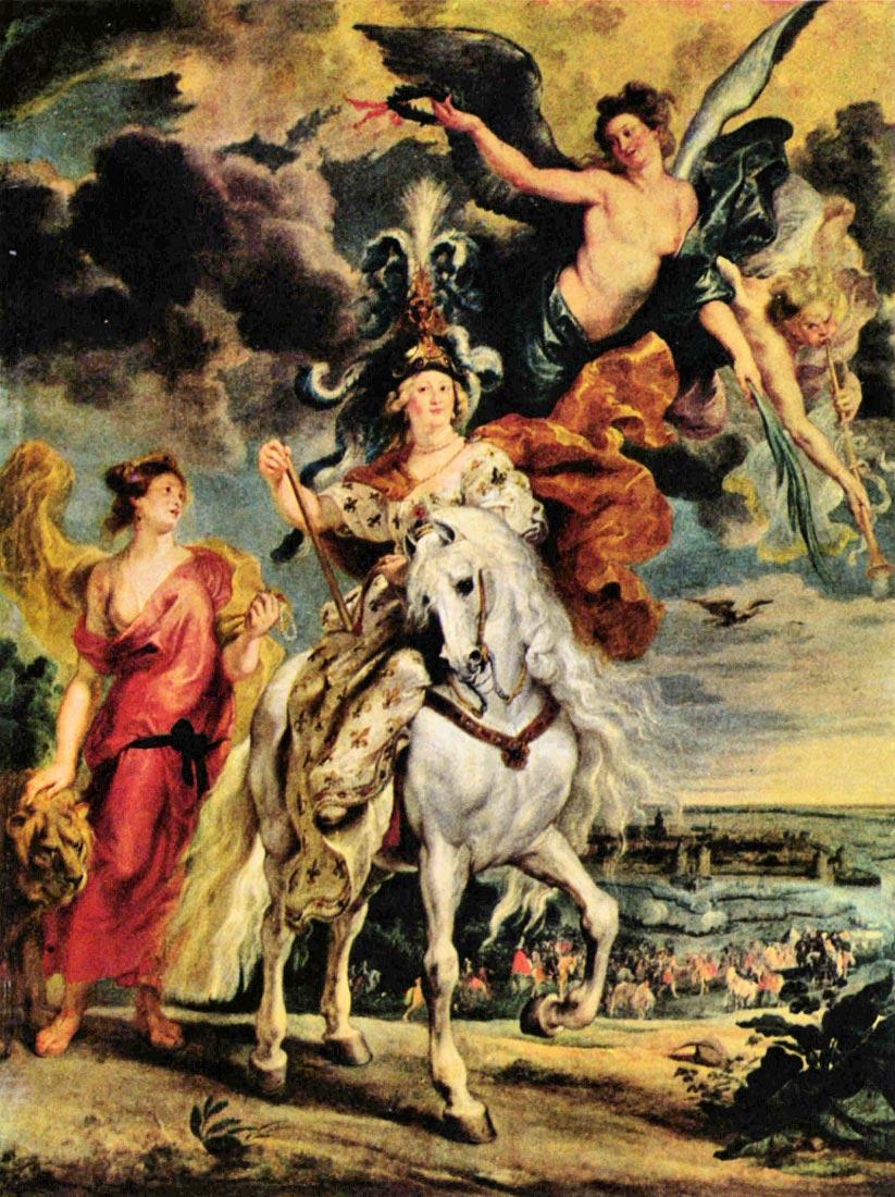 The Medicis - Rubens