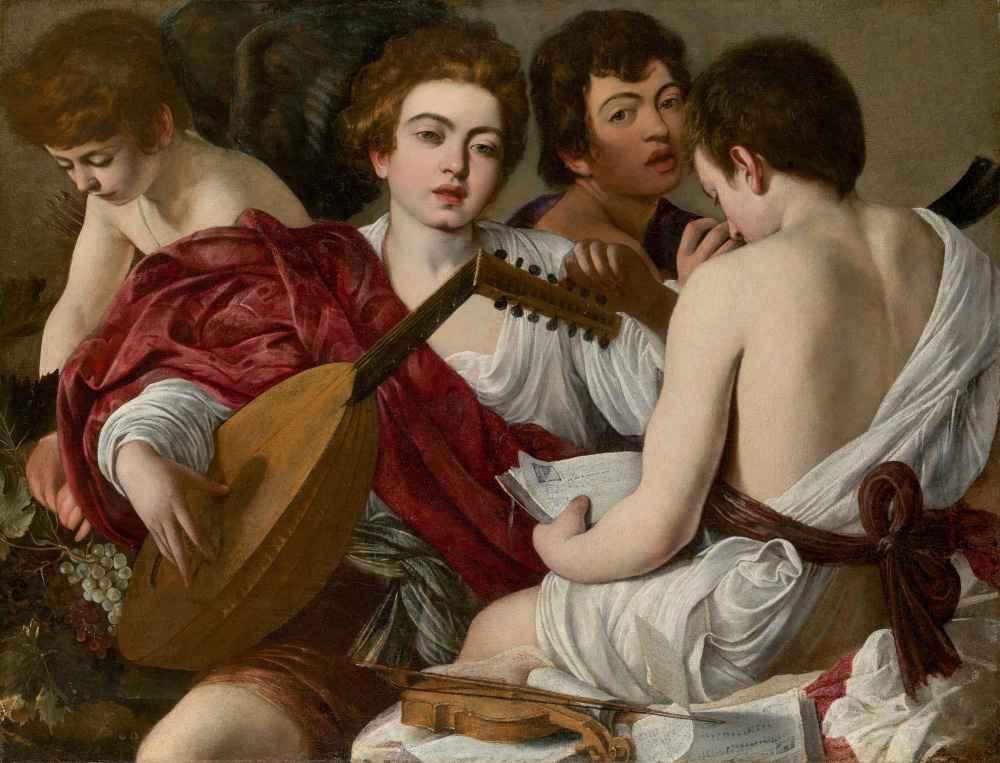 The Musicians - Caravaggio