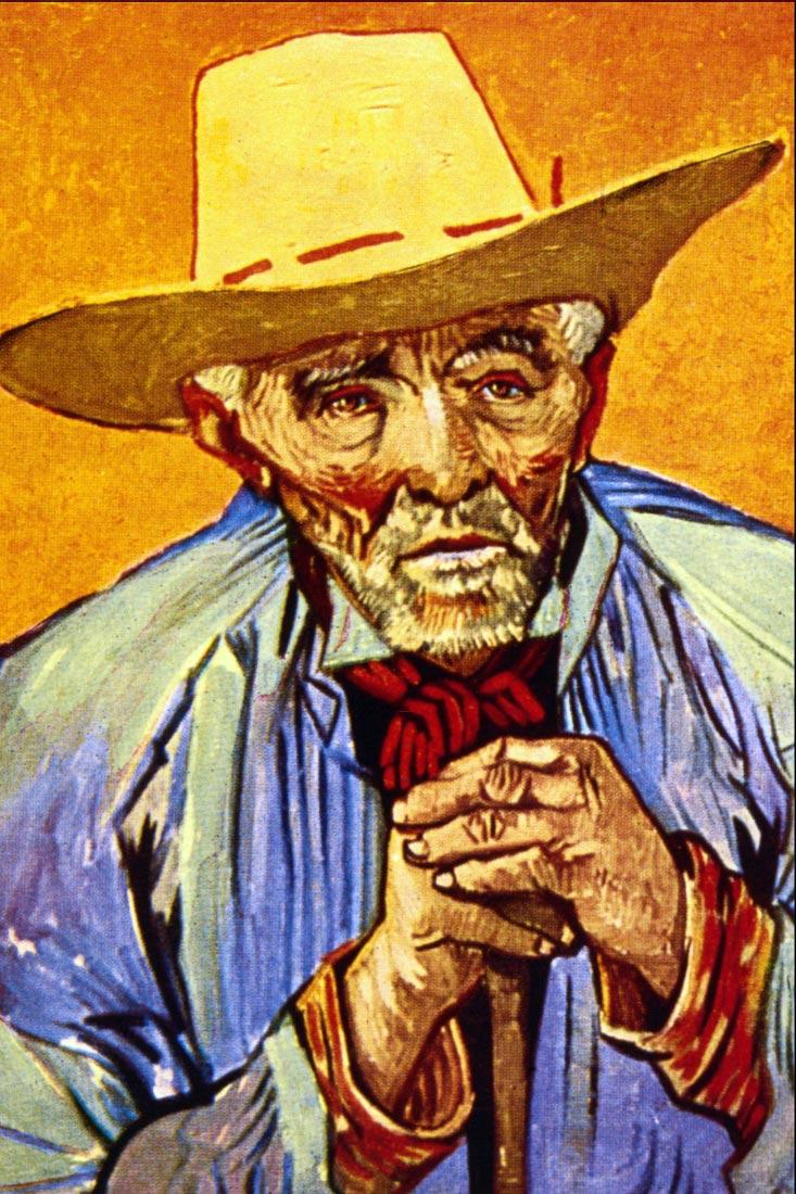 The Peasant - Van Gogh