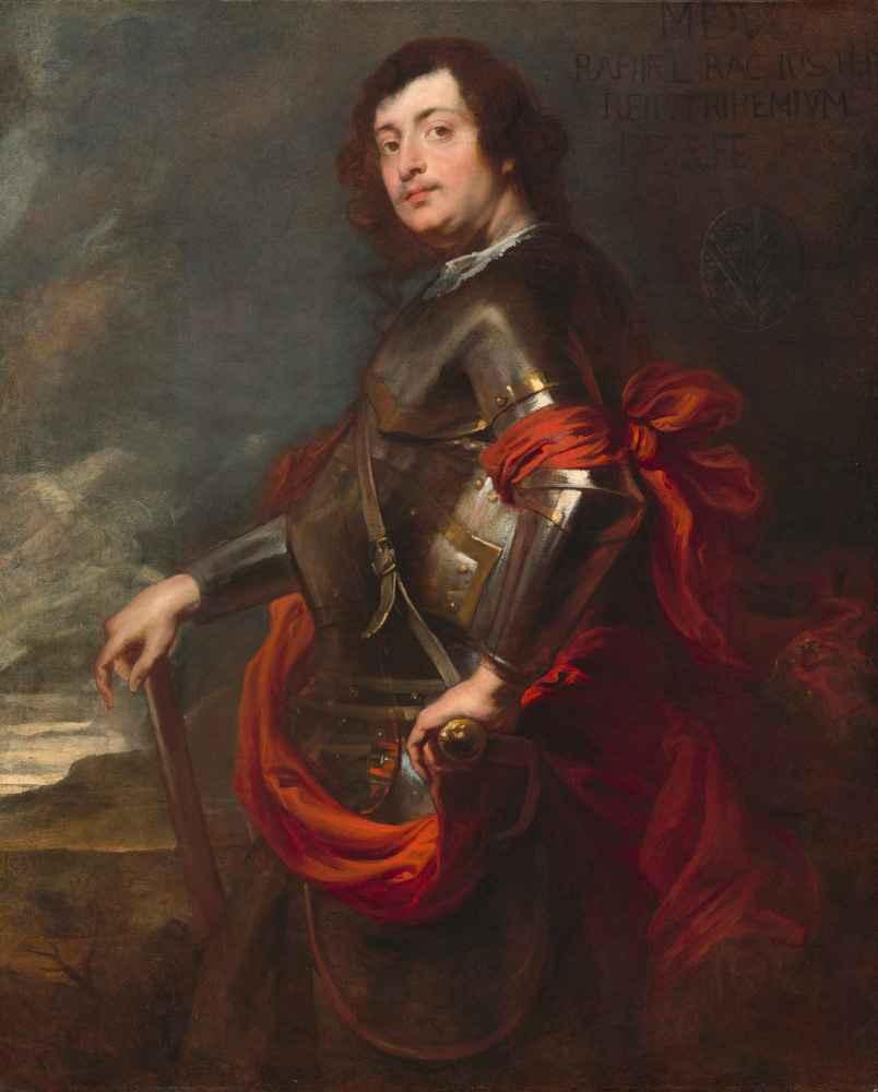 The Prefect Raffaele Raggi - Antoon van Dyck