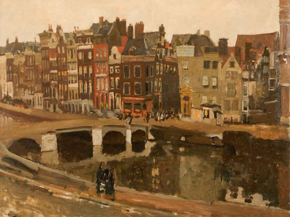 The Rokin, Amsterdam 2 - George Hendrik Breitner
