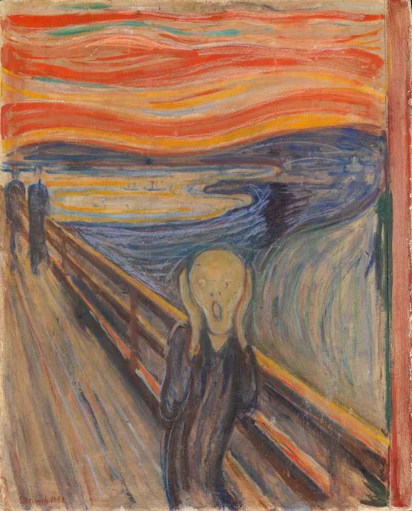 The Scream - Edward Munch