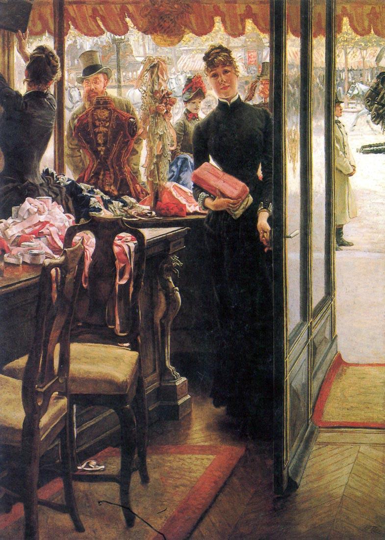 The Seller - Tissot