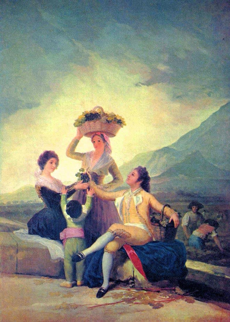 The Vintage - Goya
