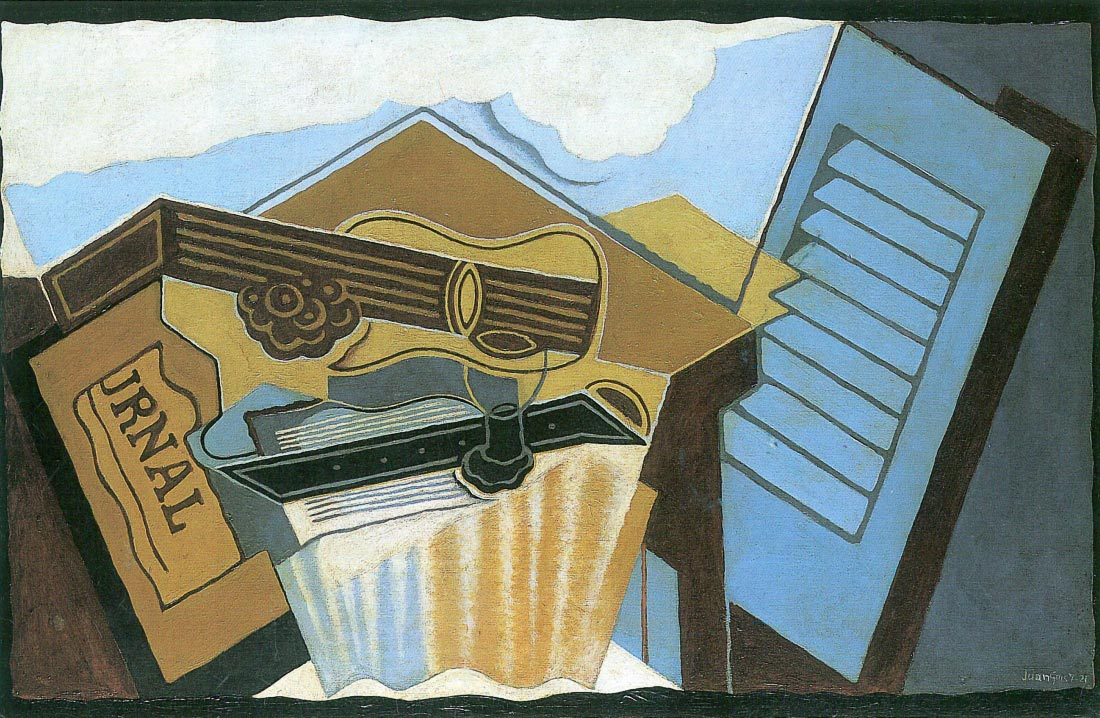 The cloud - Juan Gris
