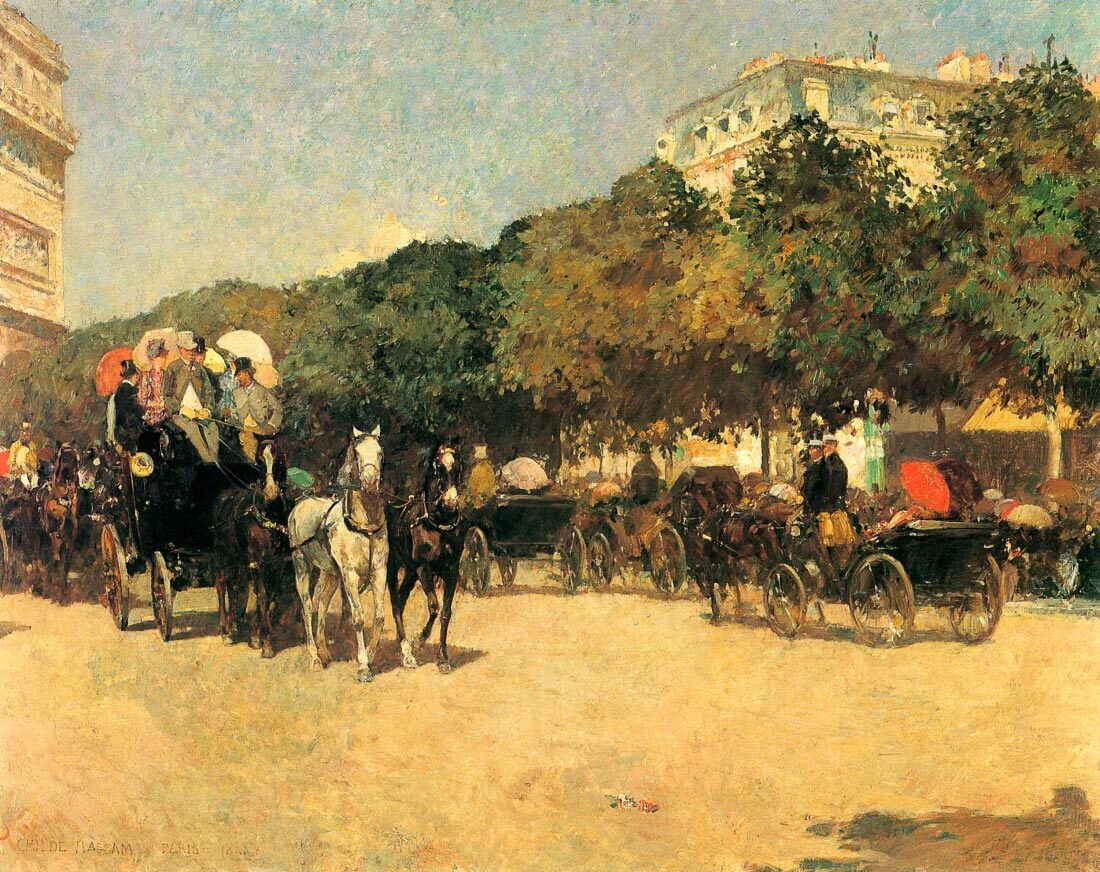 The day of the Grand Prize - Hassam