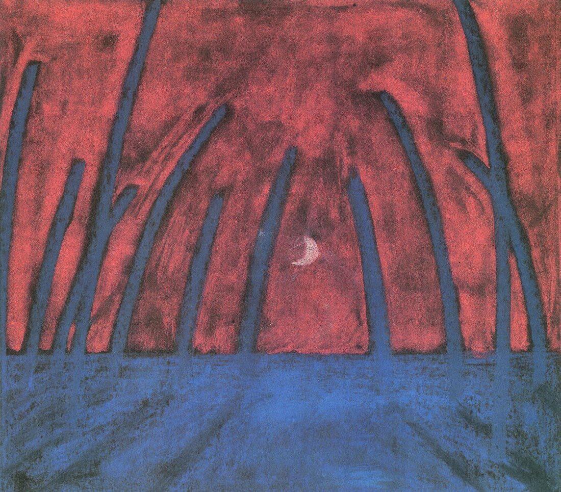 The dreaming boy III - Walter Gramatte