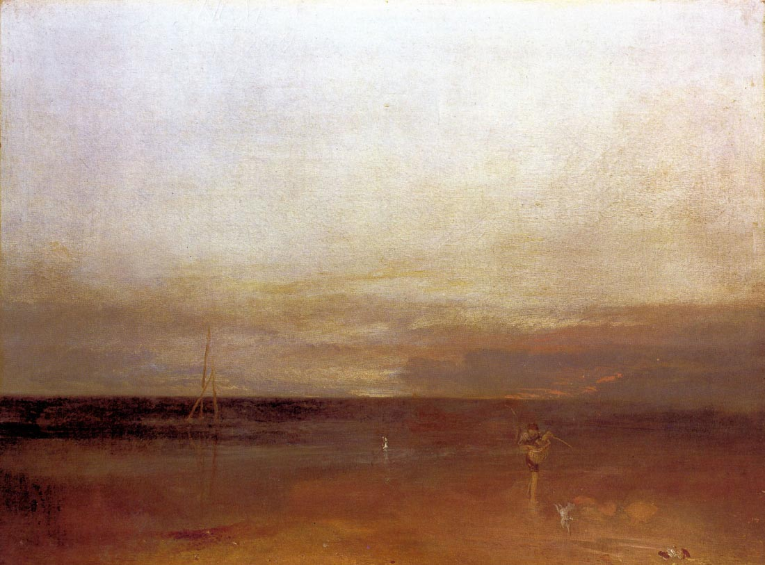 The evening star - Joseph Mallord Turner