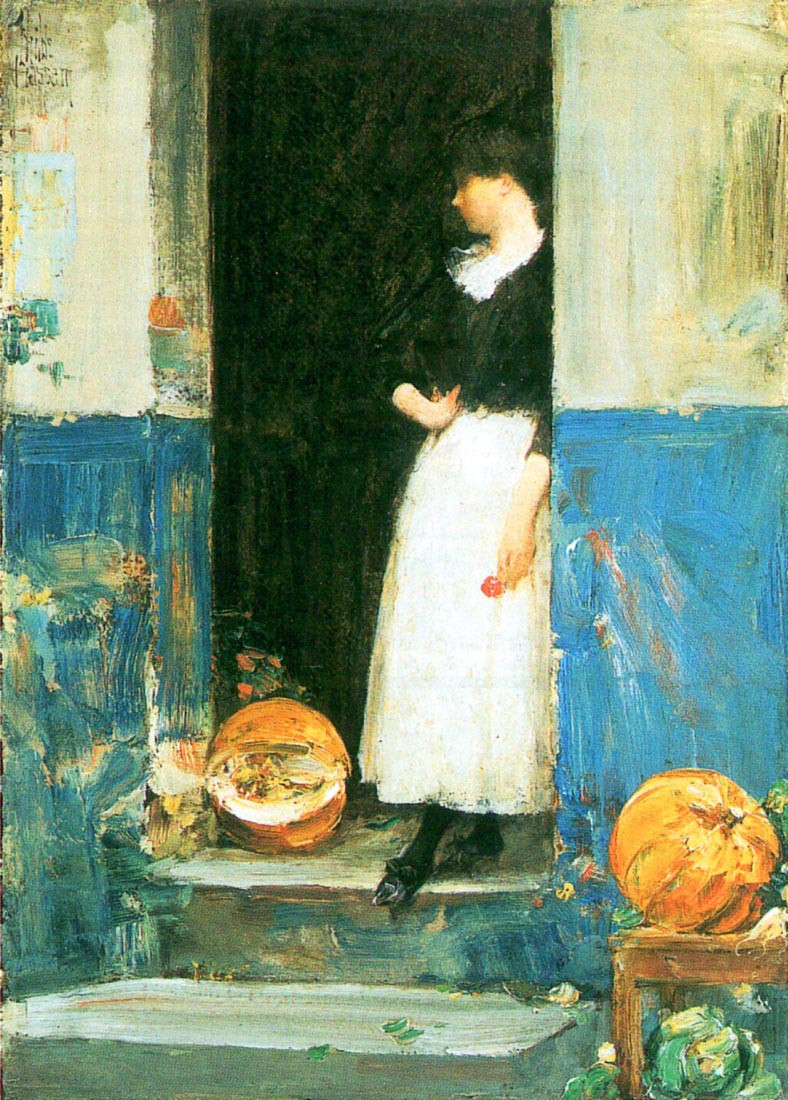 The fruit trader - Hassam