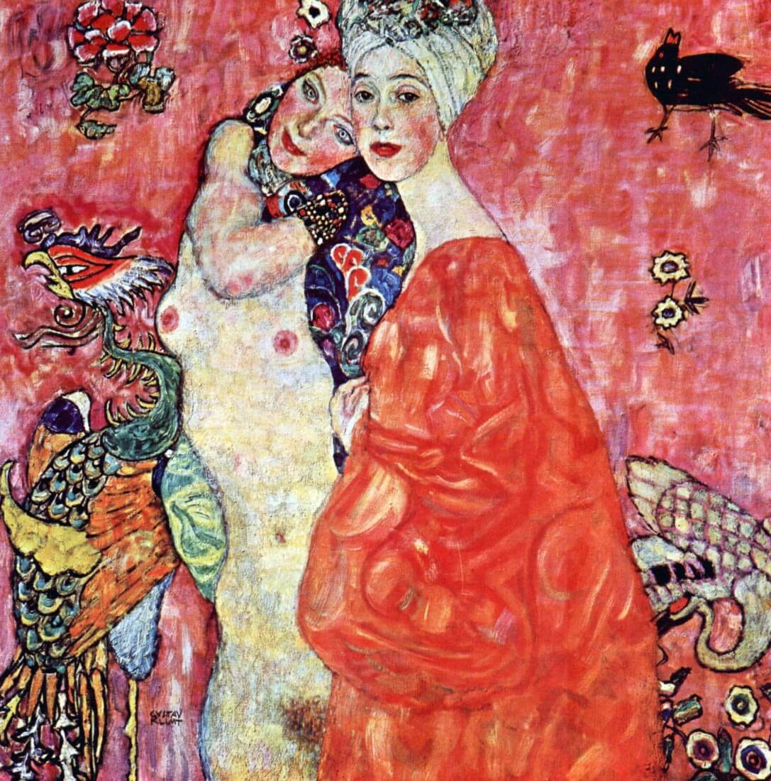 The girlfriends - Klimt