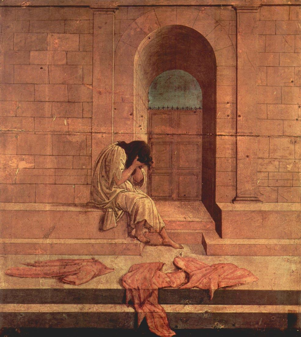 The infringement - Botticelli