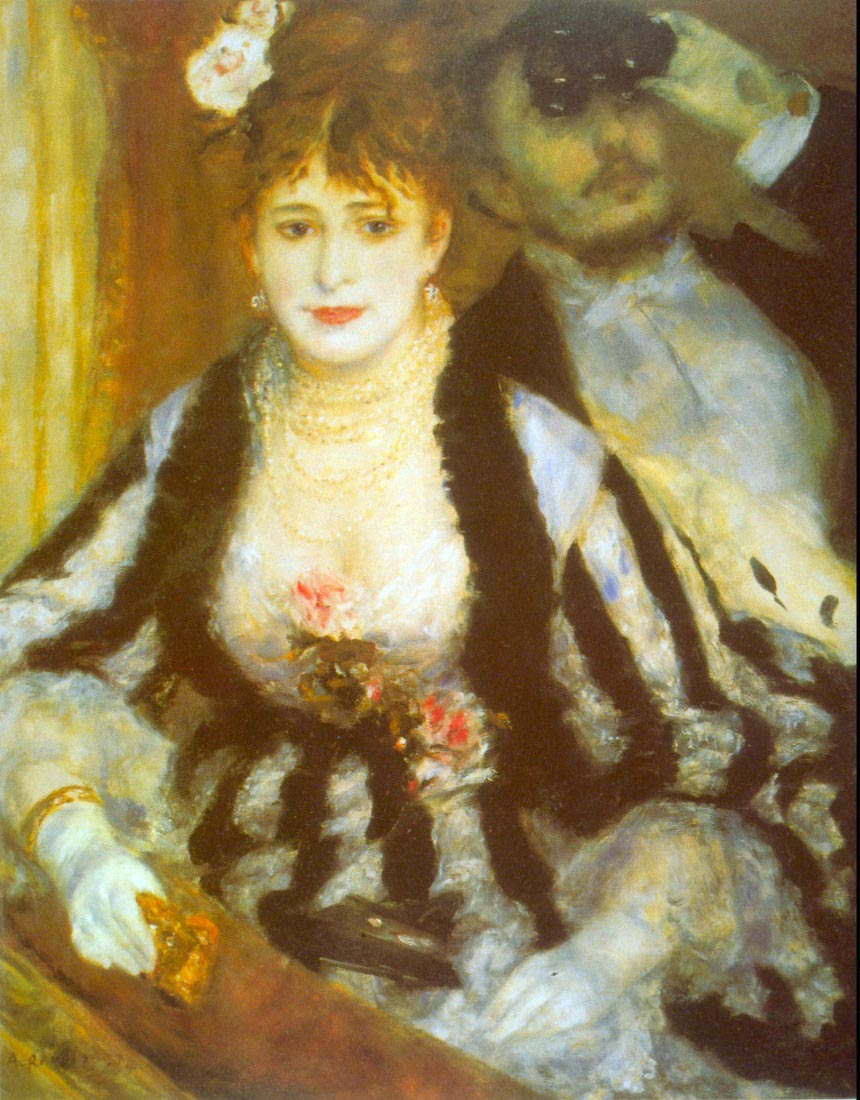 Theatre Box - Renoir