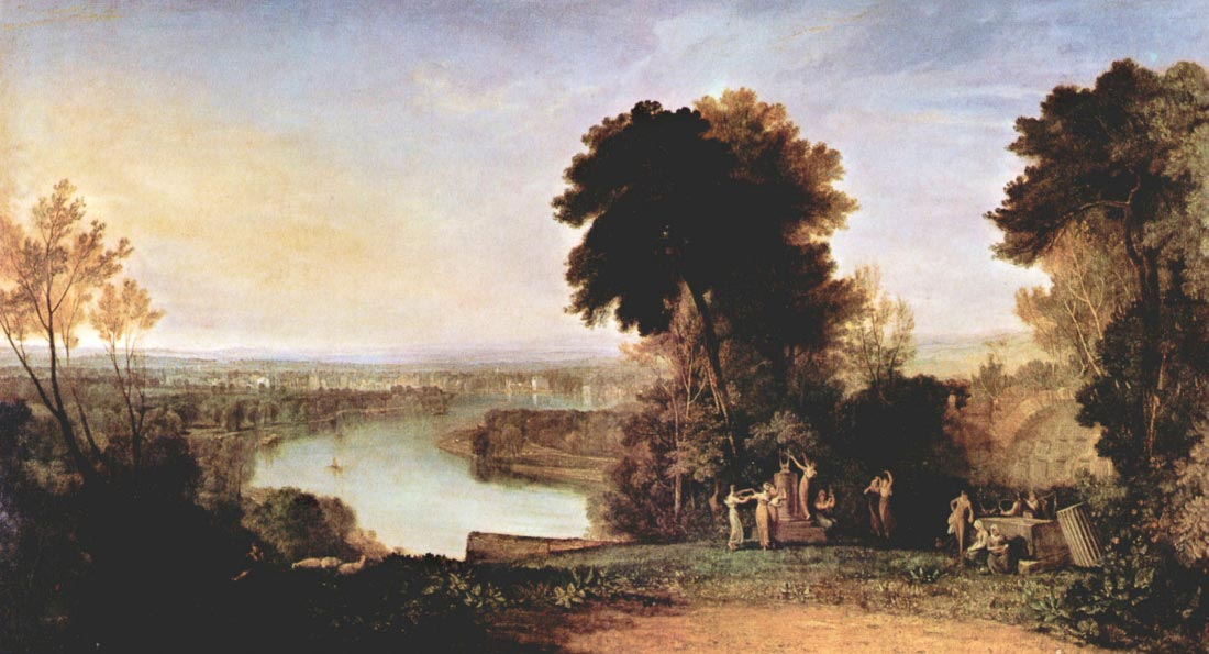 Thompson Harp - Joseph Mallord Turner